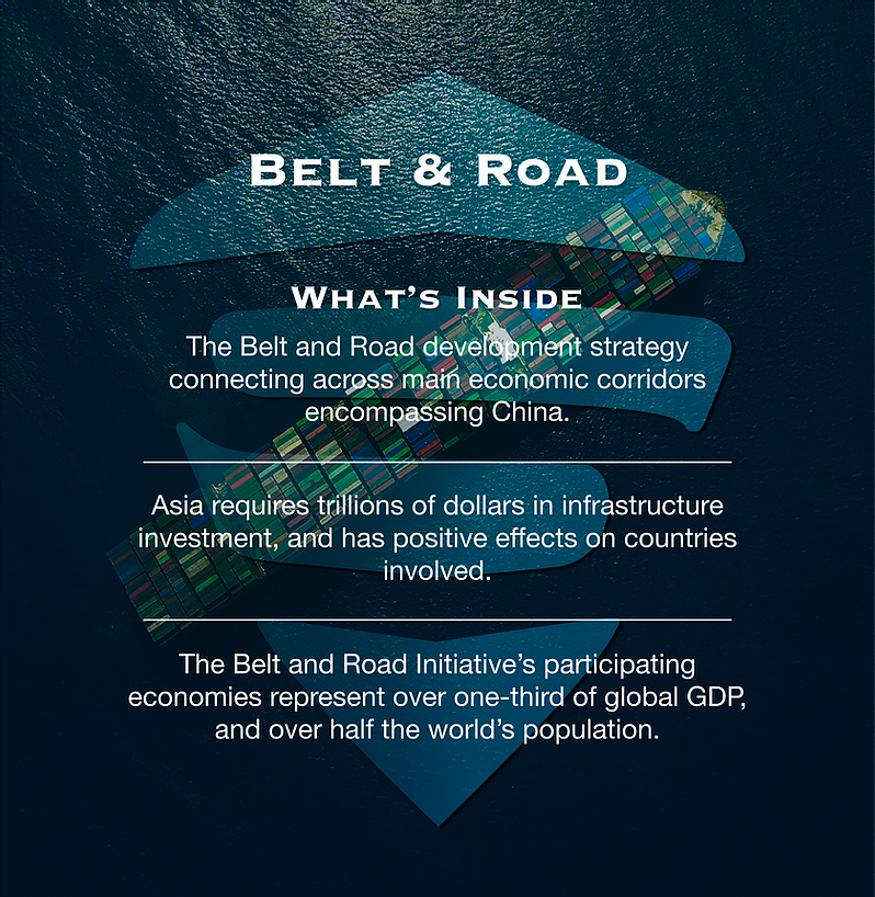 A report on China's Trade Superhighway