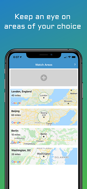 Watch Areas